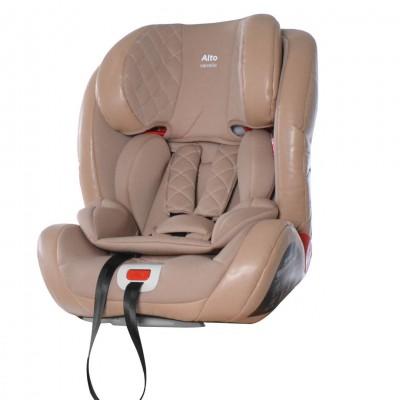 Детское автокресло CARRELLO Alto CRL-11805 ISOFIX Beige Lion 9-36 кг