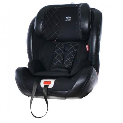 Детское автокресло CARRELLO Alto CRL-11805 ISOFIX Black Panter 9-36 кг