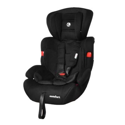 Детское автокресло BABYCARE Comfort BC-11901 Black