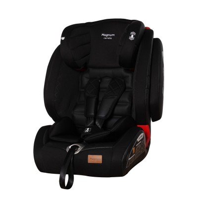 Детское автокресло CARRELLO Magnum CRL-9802 Black Panter ISOFIX 9-36 кг