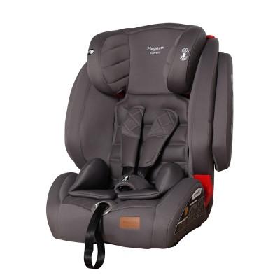 Детское автокресло CARRELLO Magnum CRL-9802 Grey Wolf ISOFIX 9-36 кг