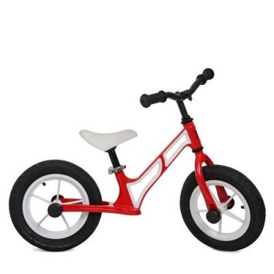 Детский беговел Profi Kids HUMG-1207a-2 12 дюймов надувные колеса