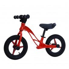 Детский беговел BALANCE TILLY Magnet 2.0 T-212527 Red 12 дюймов (надувные колеса)