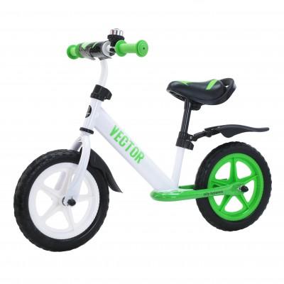 Детский беговел BALANCE TILLY Vector T-21256/1 Green 12 дюймов