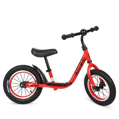 Детский беговел велобег Profi Kids M 4067a-1 резиновые колеса 12 дюймов