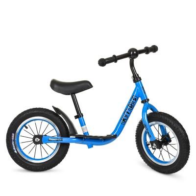 Детский беговел велобег Profi Kids M 4067a-3 резиновые колеса 12 дюймов