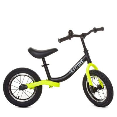 Детский беговел велобег Profi Kids 5460a-8 12 дюймов надувные колеса