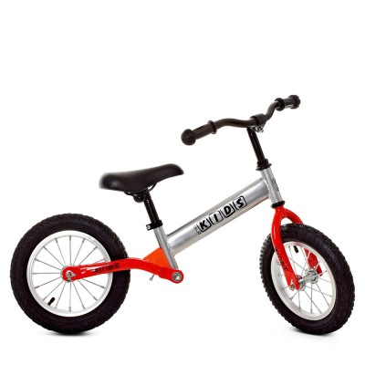 Детский беговел велобег Profi Kids 5463a-6 12 дюймов надувные колеса
