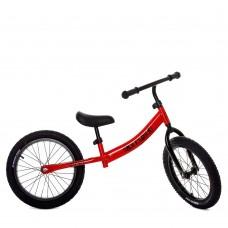 Детский беговел велобег Profi Kids 5468a-1 16 дюймов резиновые колеса