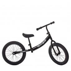Детский беговел велобег Profi Kids 5468a-8 16 дюймов резиновые колеса