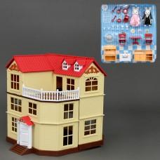 Детский игровой домик 012-10