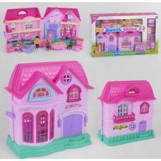 Детский игровой кукольный домик 16526 F