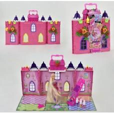 Кукольный домик с куклой 68034