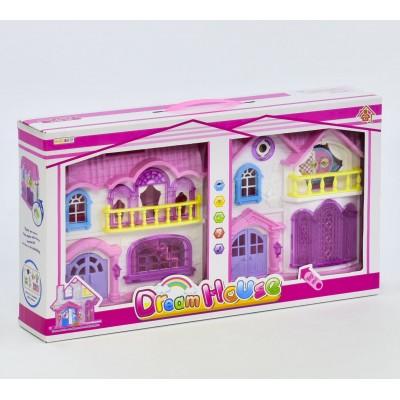 Кукольный домик 8116-1