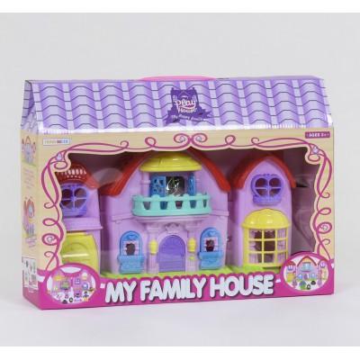 Кукольный домик 8200-6