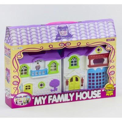 Кукольный домик 8205-4