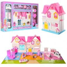 Детский домик для кукол WD-921D