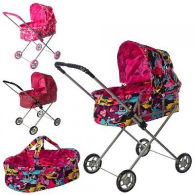 Детская коляска для кукол 9308-002