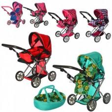 Детская коляска для кукол 9346 Melogo
