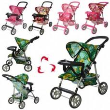 Детская коляска для кукол 9366