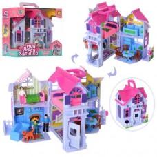 Детский домик для кукол F611