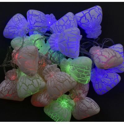 Гирлянда светодиодная Мешочки 20 лампочек, 5 метров