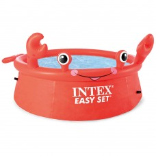 Детский надувной бассейн Intex 26100 Краб