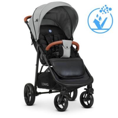 Детская прогулочная коляска ME 1024 X4 Grey