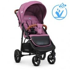 Детская прогулочная коляска ME 1024 X4 Plum