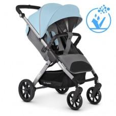 Детская прогулочная коляска ME 1053-1 DYNAMIC Pale Blue