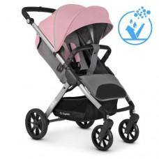 Детская прогулочная коляска ME 1053-1 DYNAMIC Pale Pink