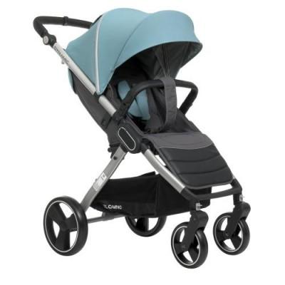 Детская прогулочная коляска ME 1053 DYNAMIC Brittany Blue