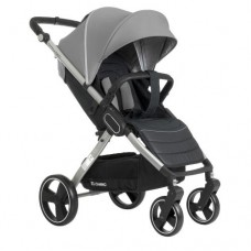 Детская прогулочная коляска ME 1053 DYNAMIC Grey