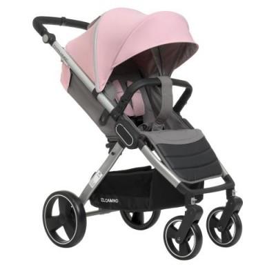Детская прогулочная коляска ME 1053 DYNAMIC Pale Pink