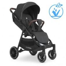 Детская прогулочная коляска ME 1083 OPTIMA Dark Grey