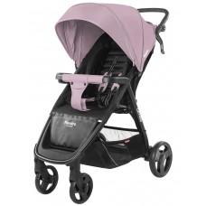 Детская коляска прогулочная CARRELLO Maestro CRL-1414 Cloud Pink + дождевик