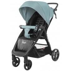 Детская коляска прогулочная CARRELLO Maestro CRL-1414 Pearl Green + дождевик