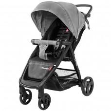 Детская коляска прогулочная CARRELLO Maestro CRL-1414 Smoke Grey + дождевик