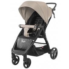 Детская коляска прогулочная CARRELLO Maestro CRL-1414 Vanilla Beige + дождевик