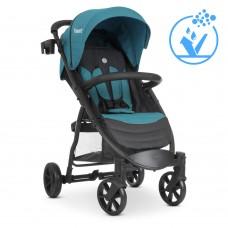 Детская прогулочная коляска M 3409 FAVORIT v.2 Bluemarine