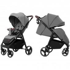 Детская прогулочная коляска CARRELLO Bravo CRL-8512 Elephant Grey + дождевик