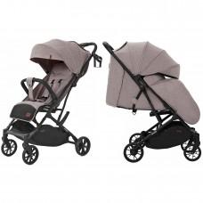 Детская прогулочная коляска CARRELLO Presto CRL-9002 Powder Beige + дождевик