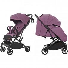 Детская прогулочная коляска CARRELLO Presto CRL-9002 Indigo Purple + дождевик