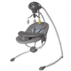Детское кресло-качалка Carrello Fantazia CRL-7503 Grey