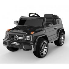 Детский электромобиль джип FL1058 EVA Black