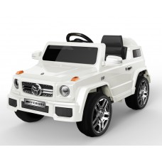 Детский электромобиль джип FL1058 WHITE
