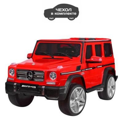 Детский электромобиль Mercedes M 3567EBLR-3