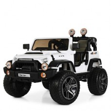 Детский электромобиль джип M 4111EBLR-1