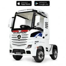 Детский электромобиль грузовик M 4208EBLR-1