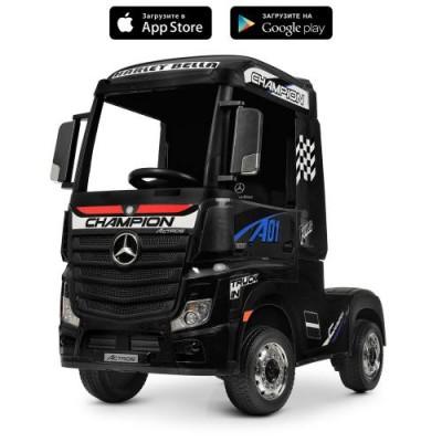 Детский электромобиль грузовик M 4208EBLR-2